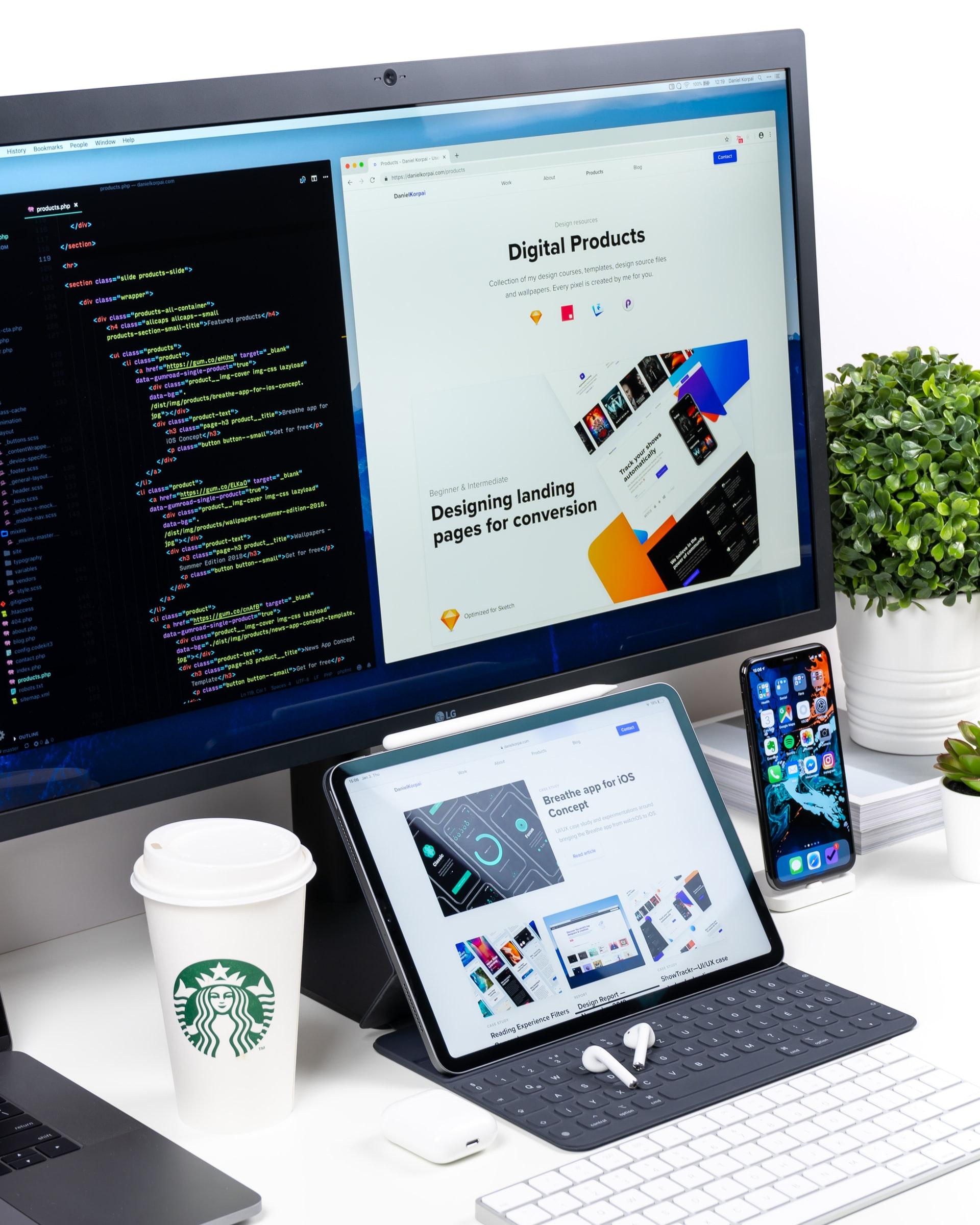 Cromatic Design - Web Design