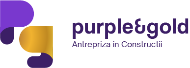 Purple and Gold logo