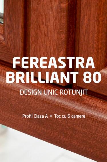fereastra TRP Brilliant 80